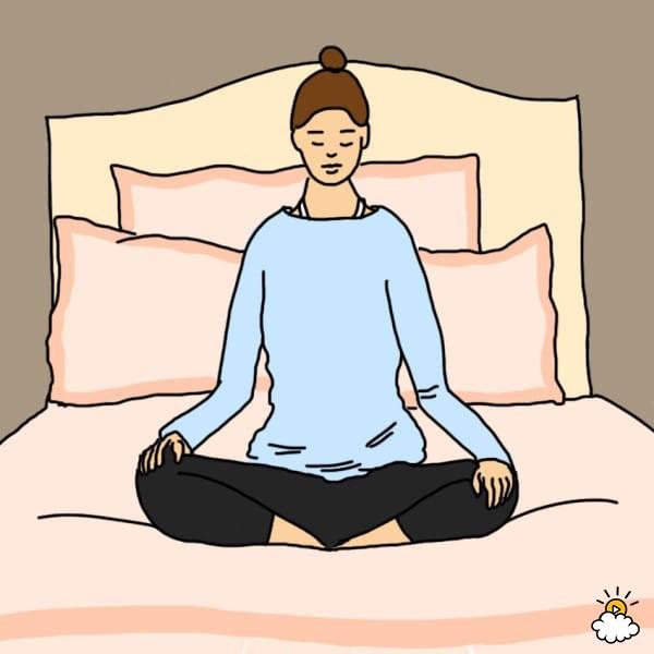 Медитация внимательности