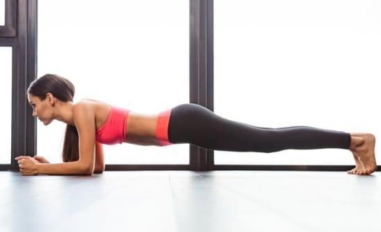 Комплекс простых и легких упражнений для похудения