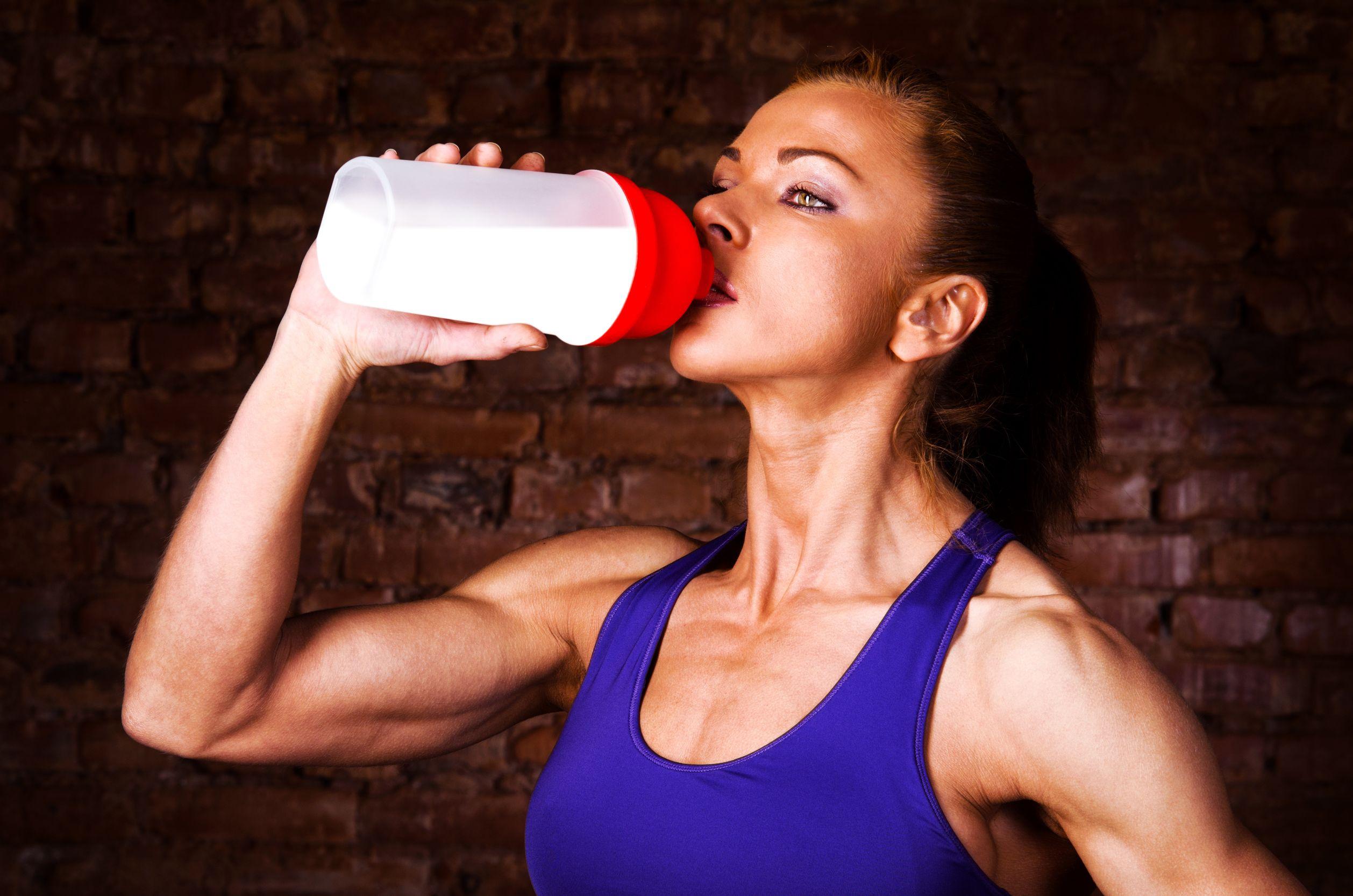 Спортивное питание для похудения: сжигаем жир правильно!