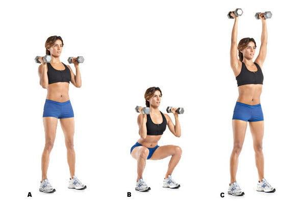 Короткая, но очень эффективная жиросжигающая тренировка. Всего 10 минут в день!