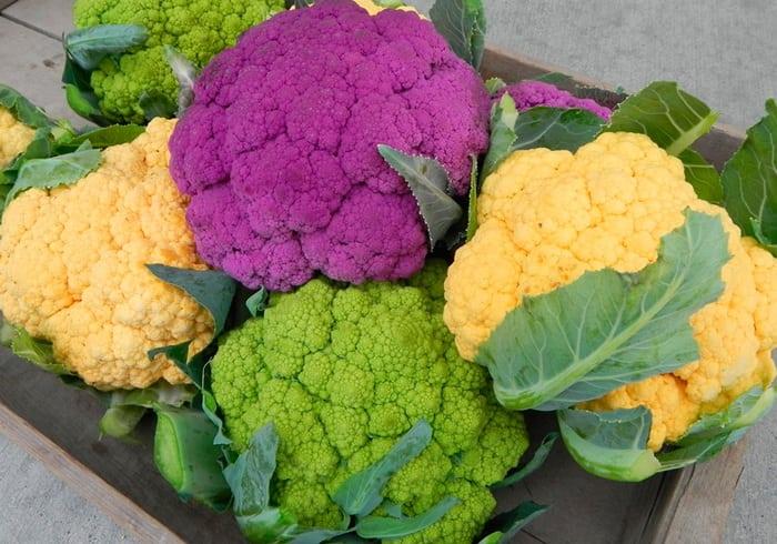 Полезный рецепт из цветной капусты