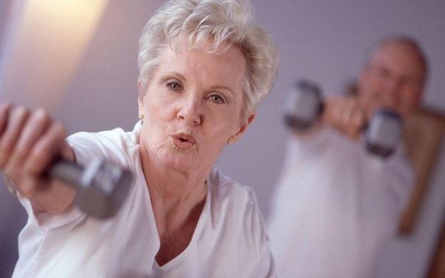 Саркопения: чем старше, тем важнее тренировки
