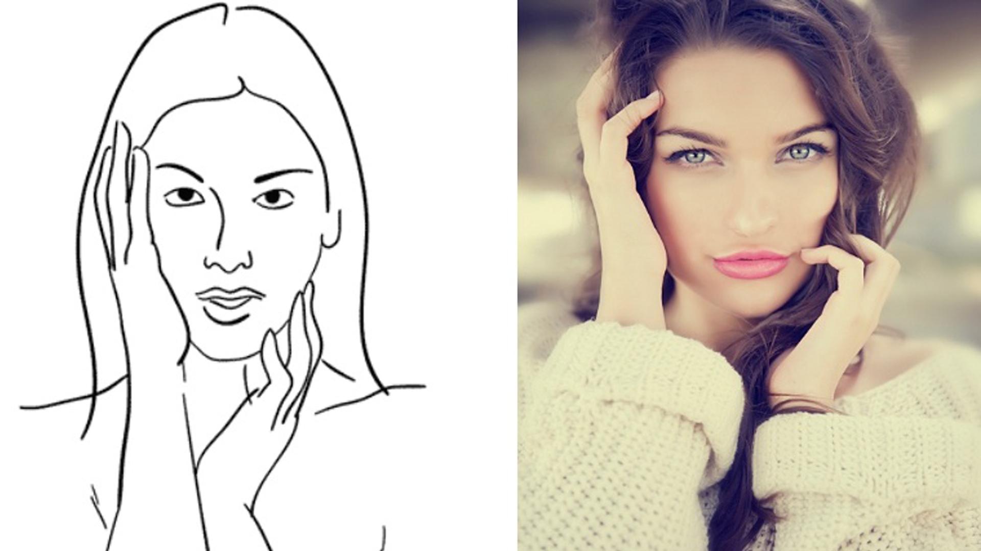 Как сделать фото портрет в портрете