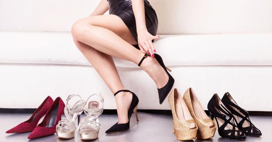 Как без боли носить туфли на каблуке?