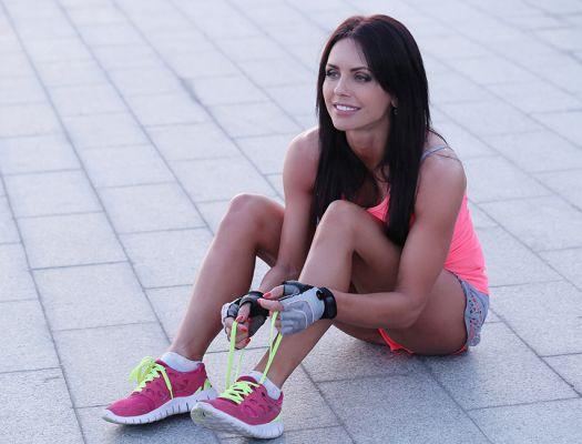 Лучшие фитнес упражнения
