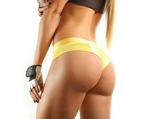 Женские упражнения для ягодиц