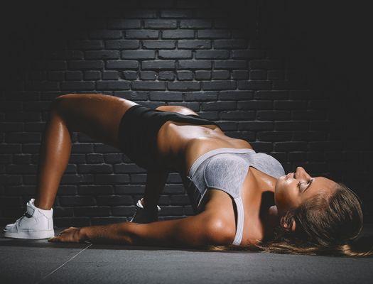 Тренировка сжигания калорий