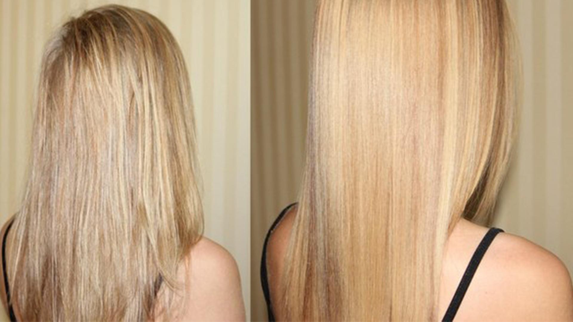 Сильно ли осветление портит волосы