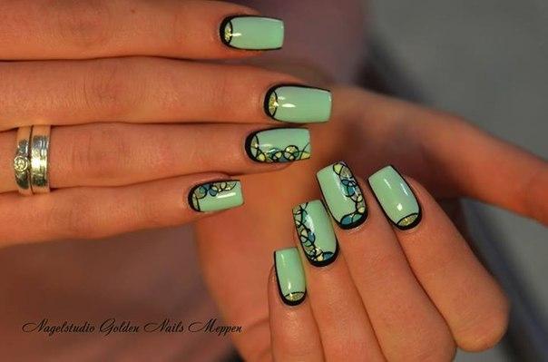 Фото на ногтях супер дизайн