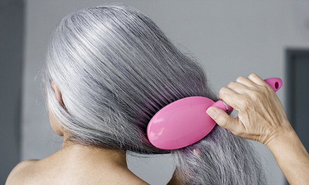 Вернуть цвет волосам