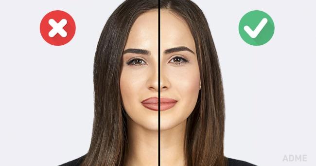 11 ошибок в макияже, которые допускает каждая вторая женщина