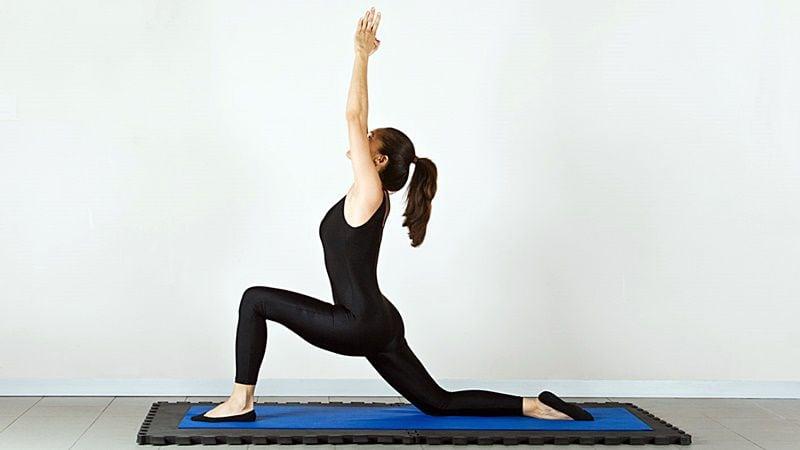 Лифтинг-йога: 10 упражнений для фасций