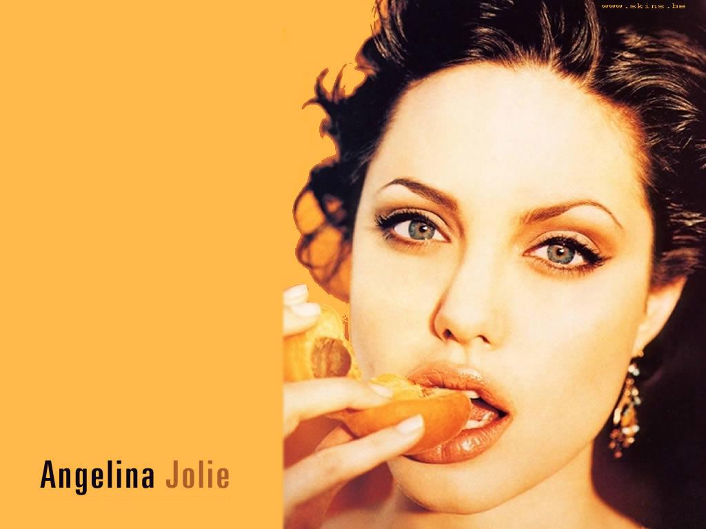 Как питается Анджелина Джоли
