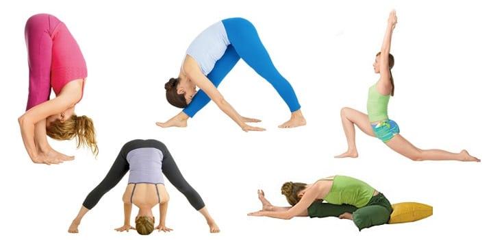 Упражнения на растяжку мышц!
