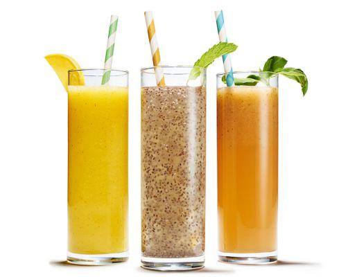Рецепт коктейля для похудения