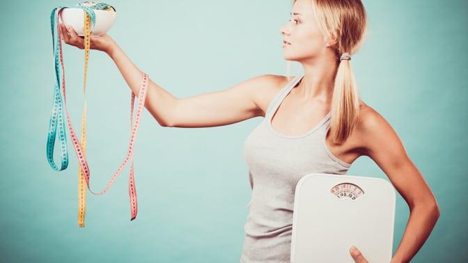 Как держать идеальный вес всю жизнь?