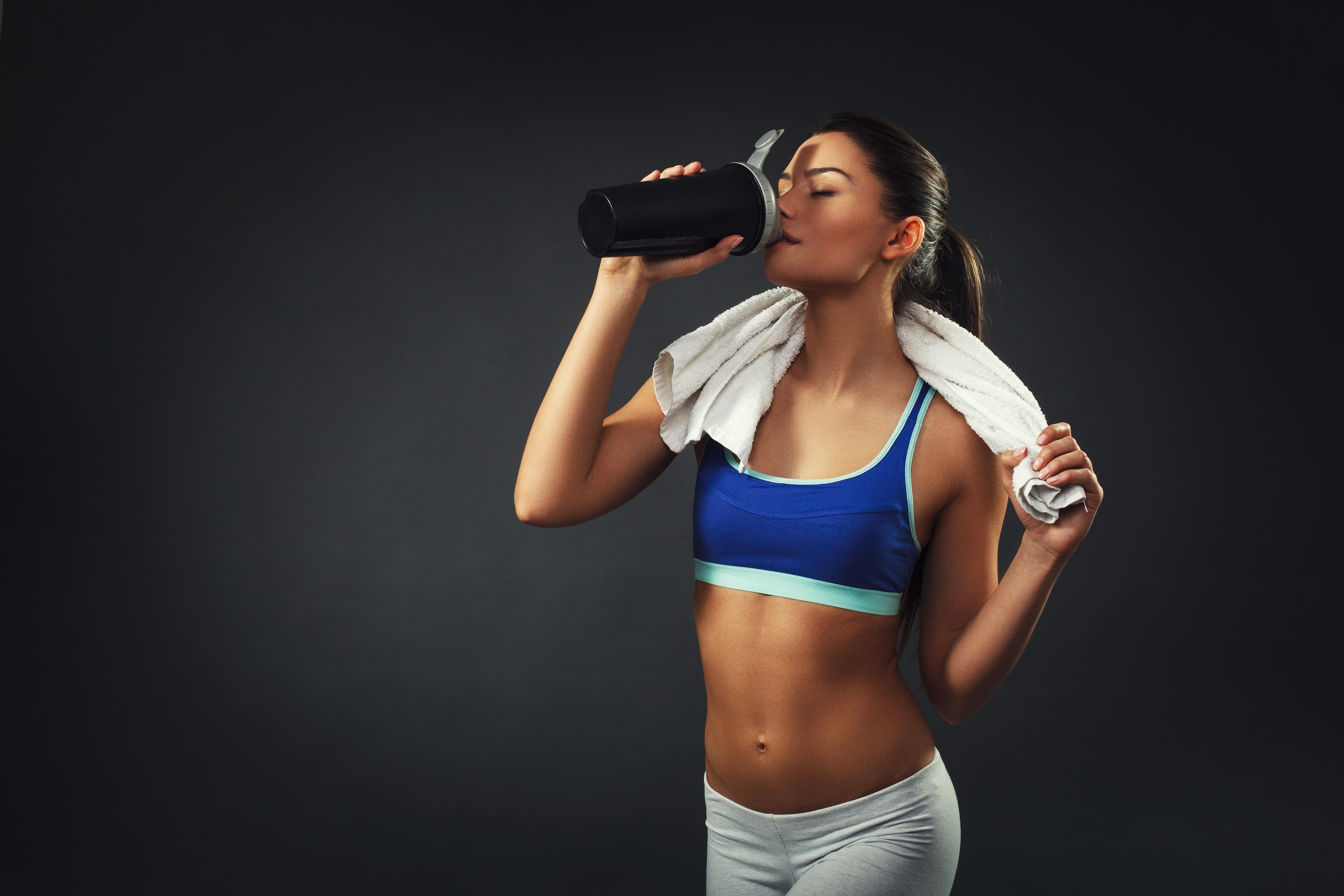 Рецепты белково-углеводных коктейлей
