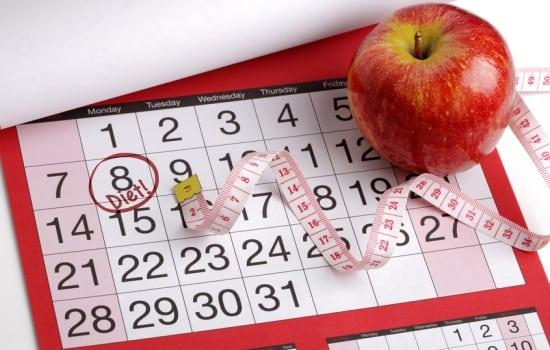 3 дневный план военной диеты, чтобы сбросить 5 кг в течение 1 недели!