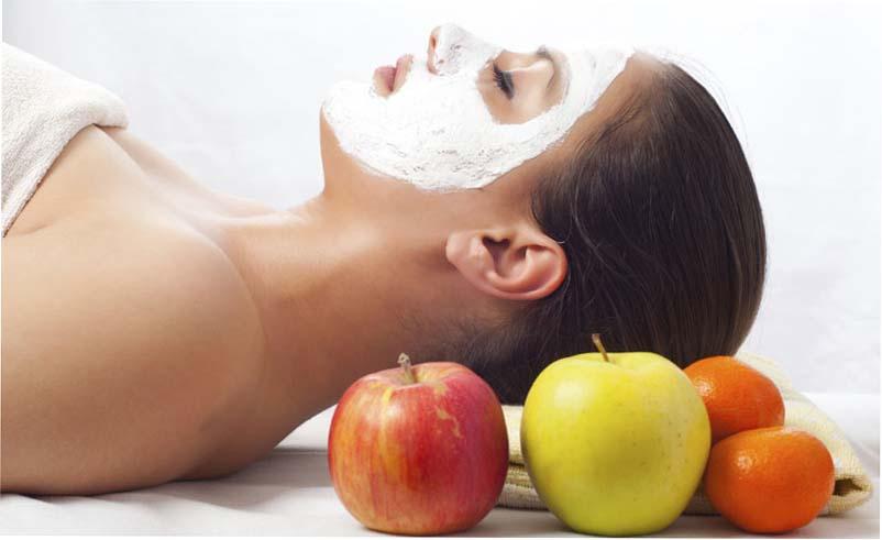 Натуральная маска-лифтинг для лица!