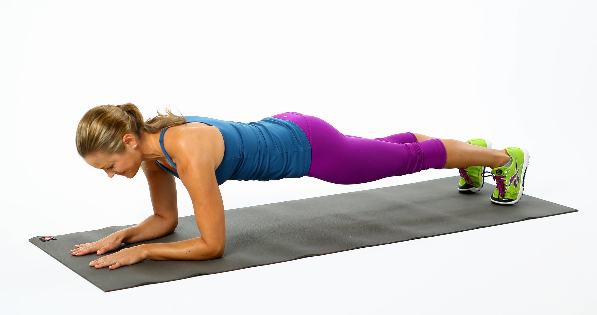 Потрать 4 минуты в день, чтобы гордиться своим телом через месяц