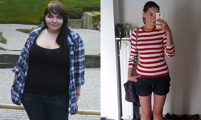 история похудения на пп