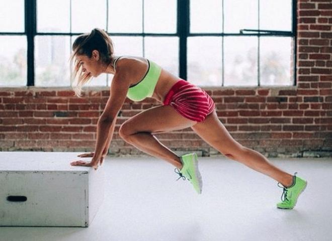 домашние фитнес упражнения