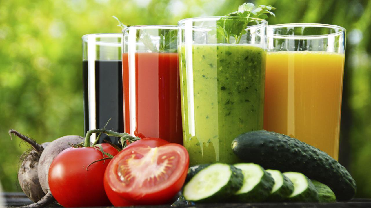 Детокс-диета: очисти организм и похудей