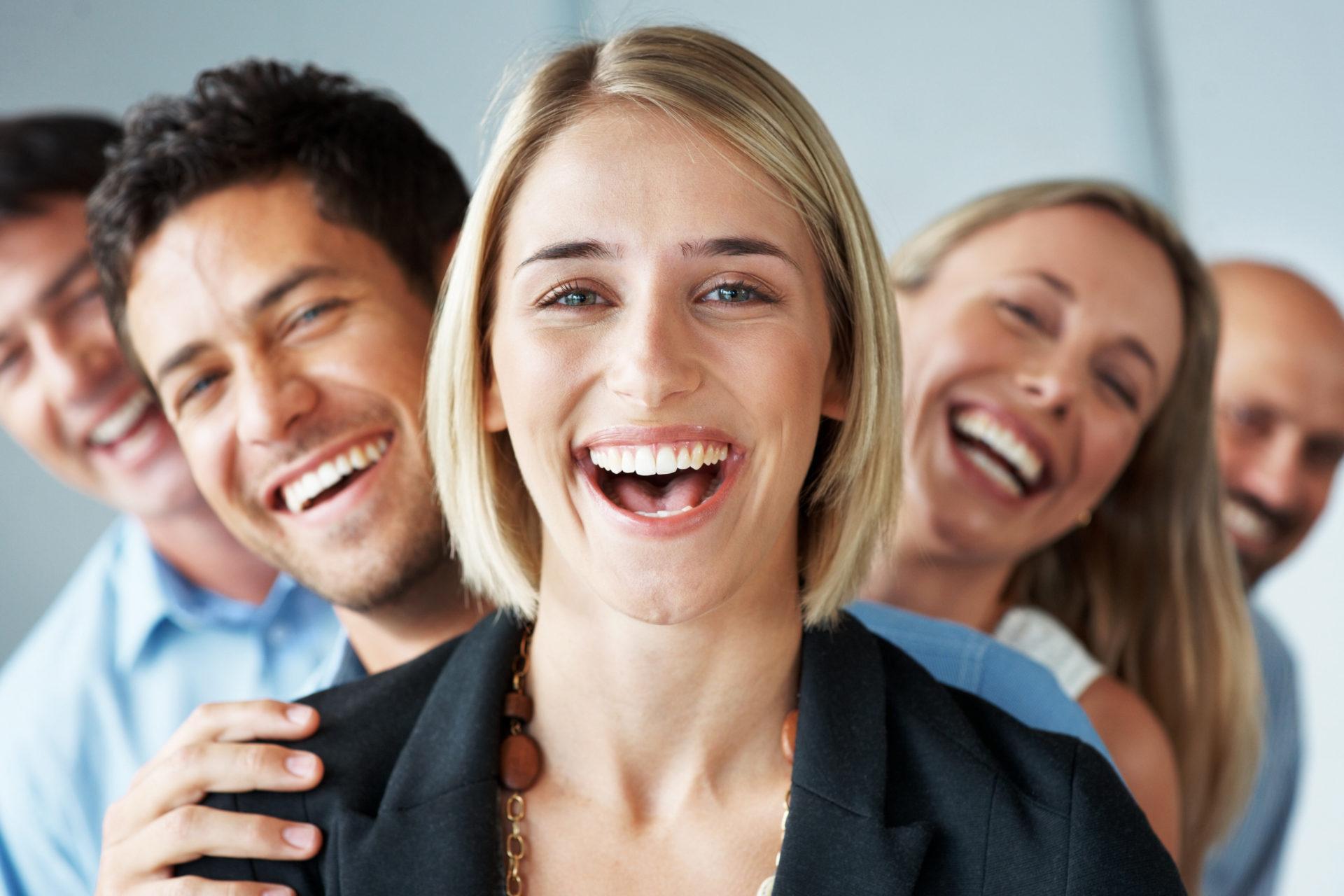 6 причин чаще смеяться