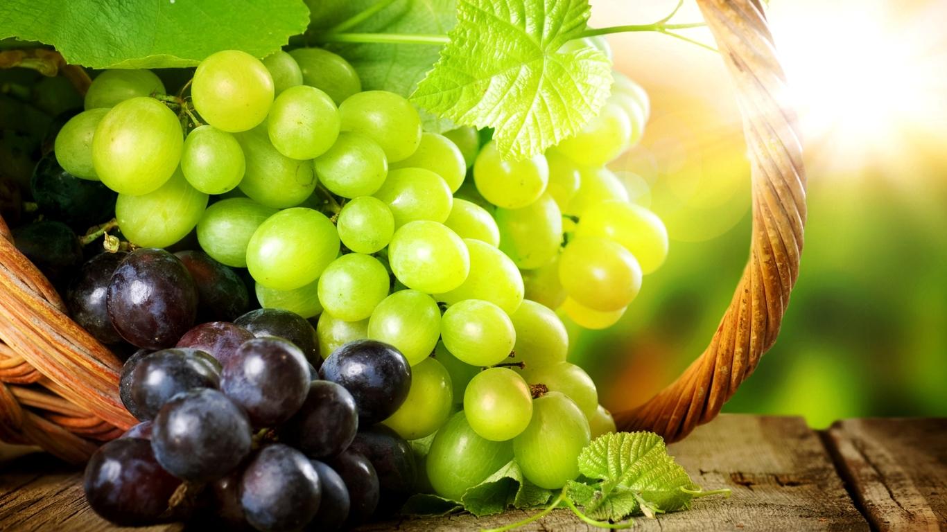 Фрукты и овощи, которые помогают бороться со старением!