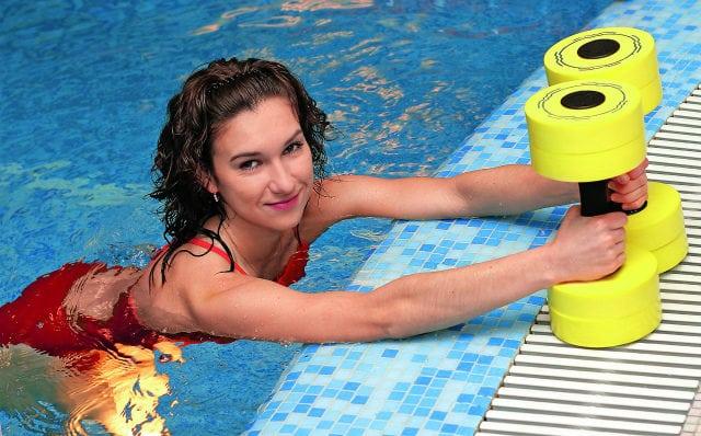 10 причин заняться аквафитнесом