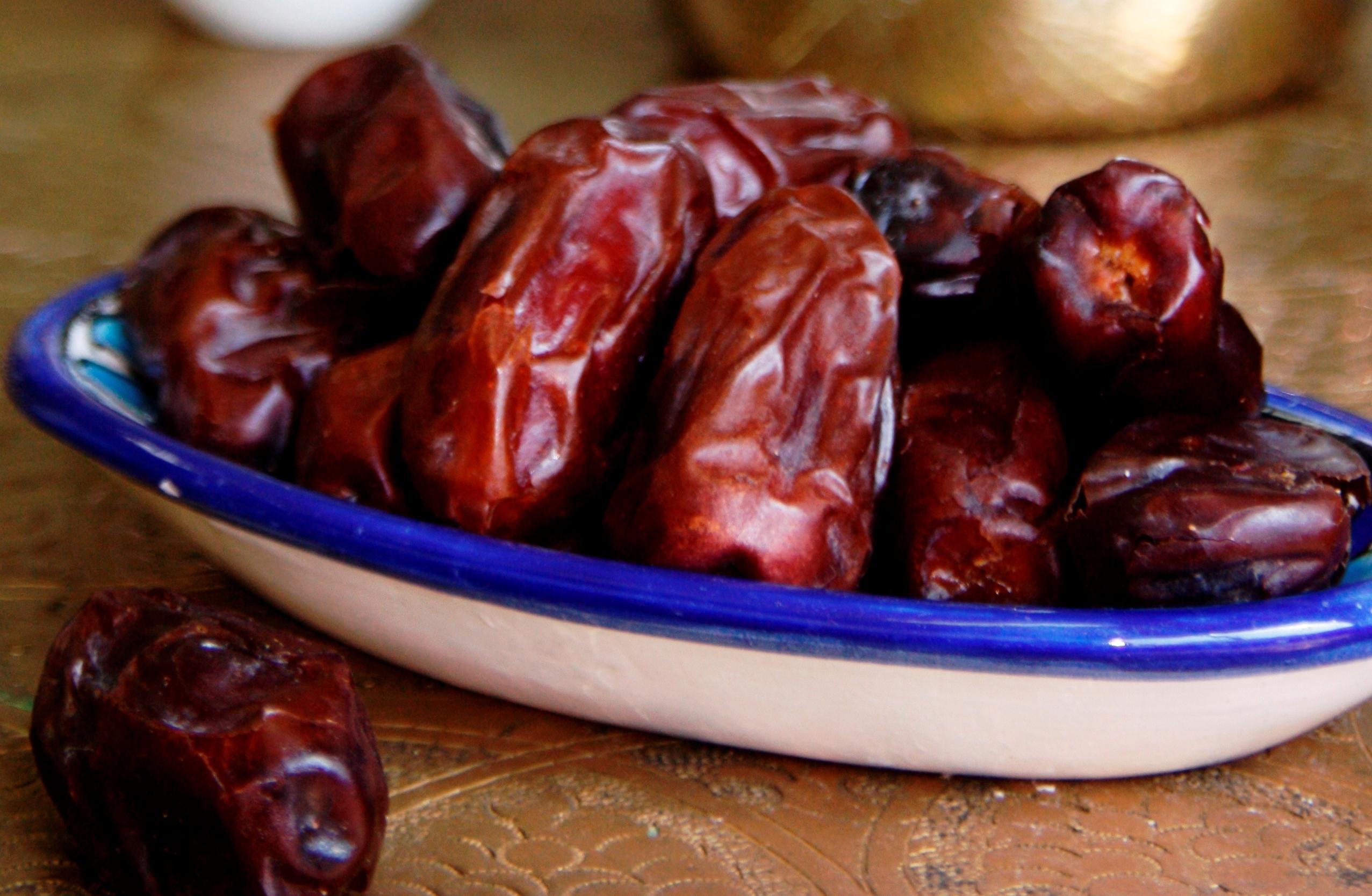 Финики самые полезные фрукты на планете!