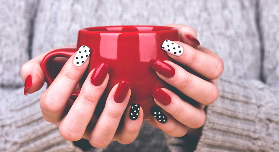 ТОП 7 продуктов для красивых ногтей