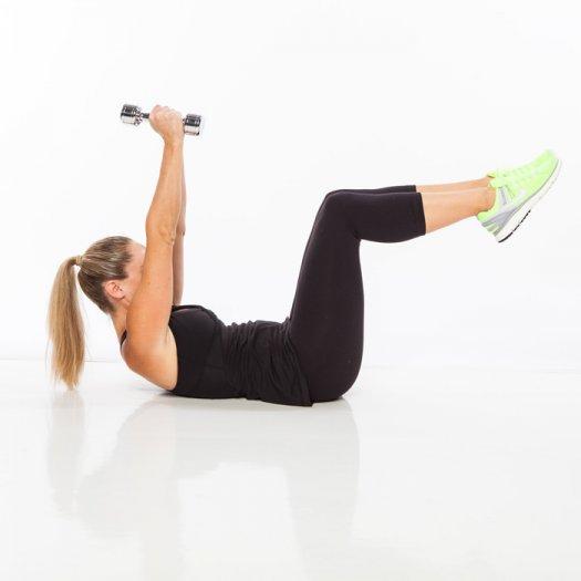20-минутная тренировка для потери веса
