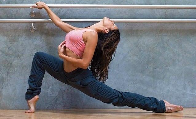 Pole Dance: сексуальность, гибкость и здоровье