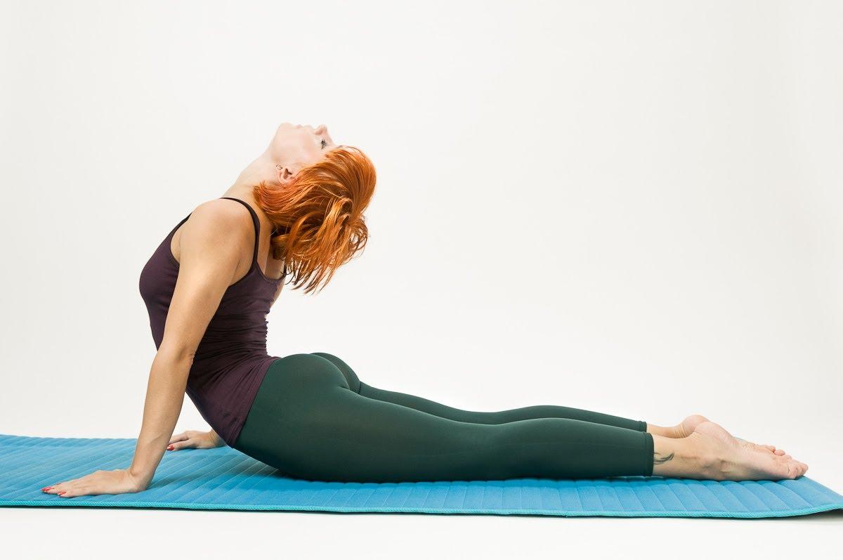 4 лучших упражнения для спины!