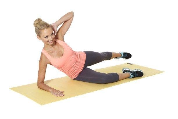 ТОП-10 лучших упражнений для упругой попы