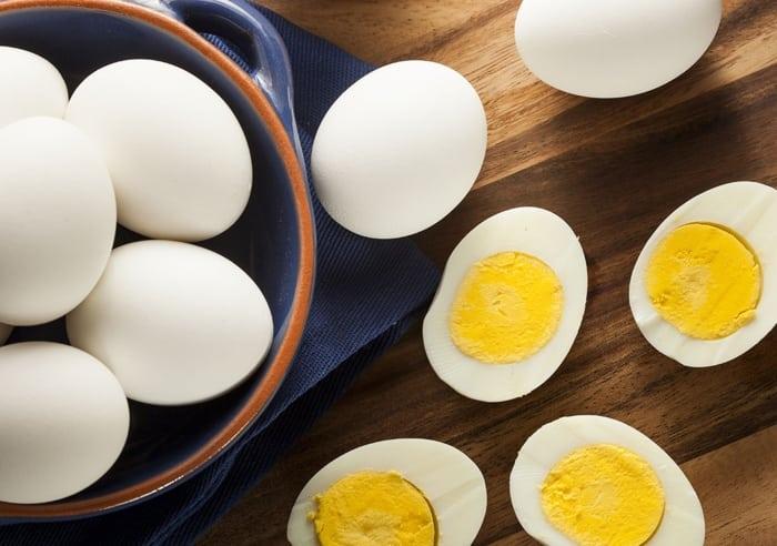 12 вещей, которые происходят с вашим телом, когда вы едите яйца!