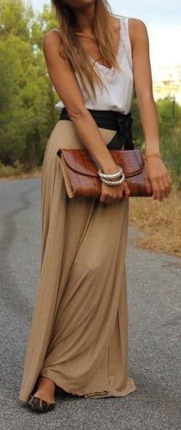 Как выглядеть модно без каблуков