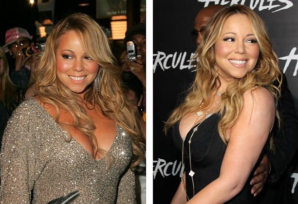 11 знаменитостей, которые похудели после 40 лет