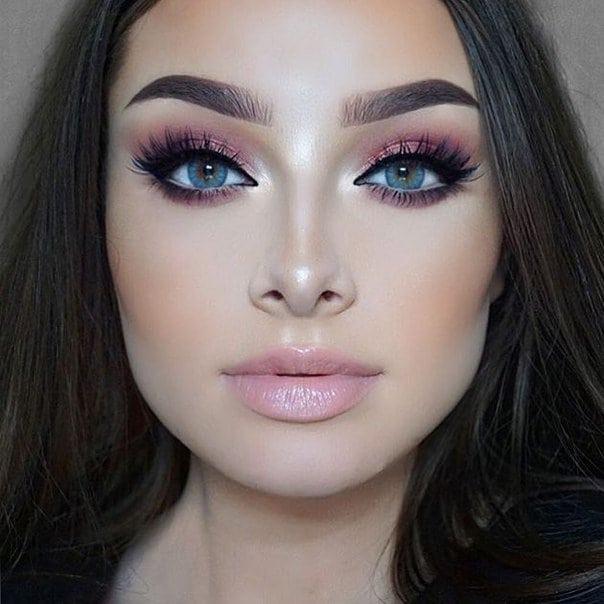 Правила нанесения макияжа на глаза