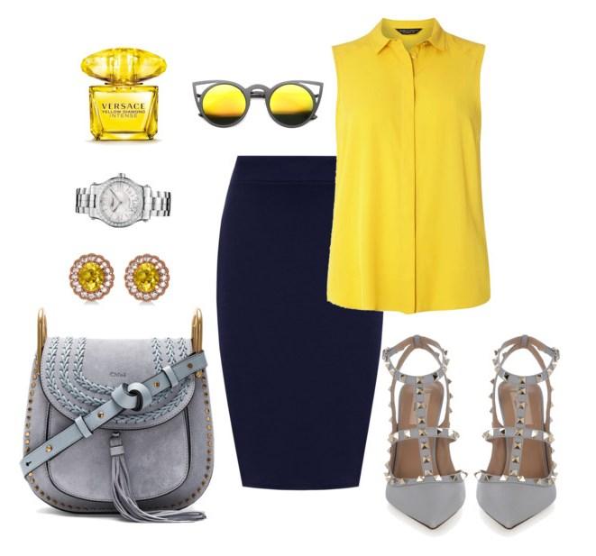 Модные весенне-летние комплекты для офиса
