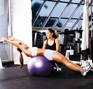 3 самых лучших и эффективных упражнения на пресс