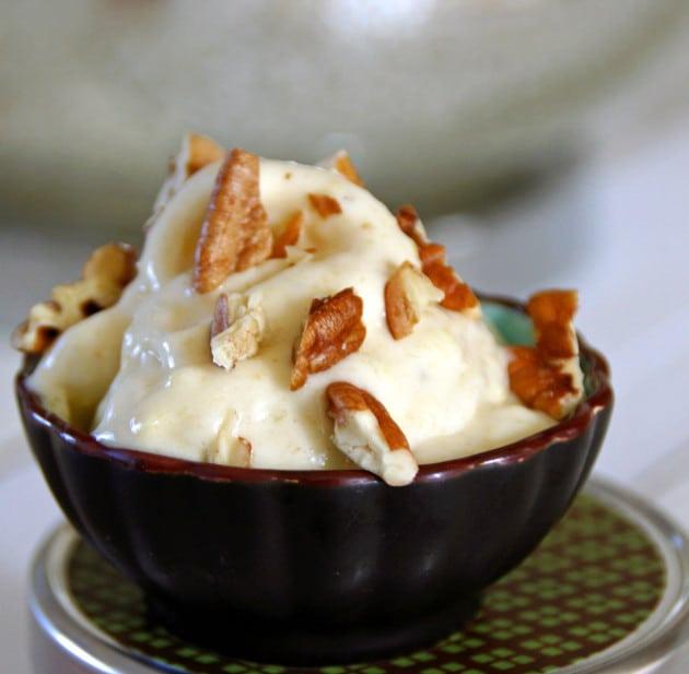 4 рецепта вкусного диетического мороженого