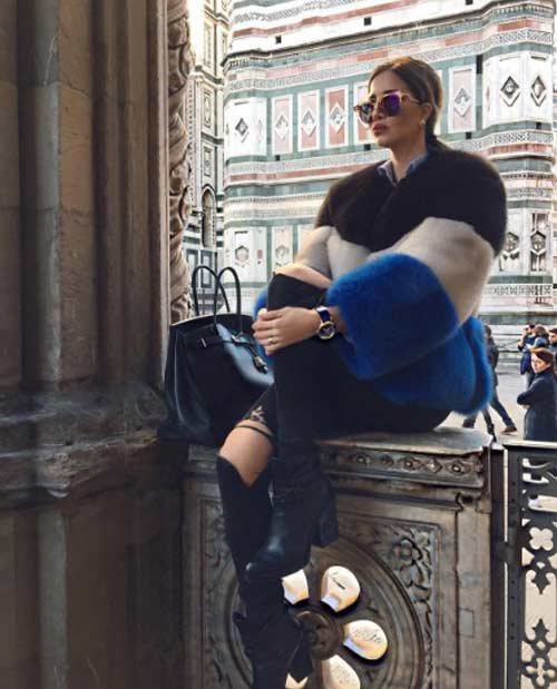 47-летняя итальянская бабушка взорвала Интернет своим образом жизни. Вдохновение для молодежи!