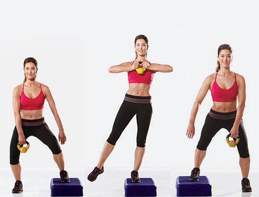 5 антицеллюлитных упражнений для бедер