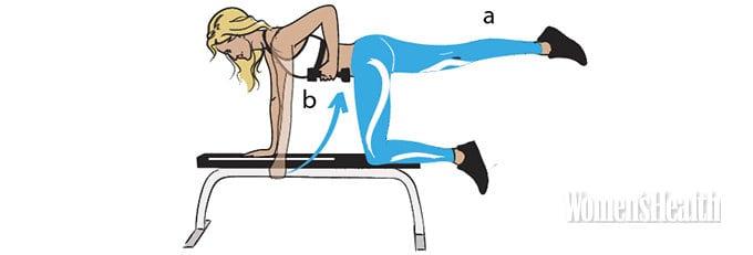 6 любимых упражнений Камерон Диас, которые помогают ей поддерживать отличную форму!