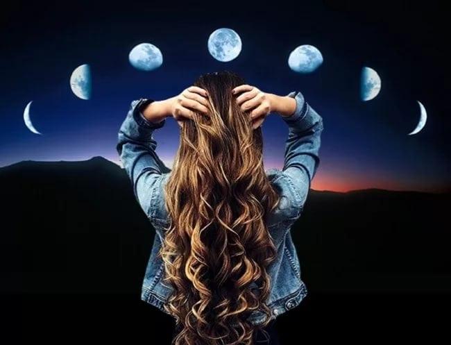 """6 правил стрижки волос + календарь """"благоприятных"""" дней"""