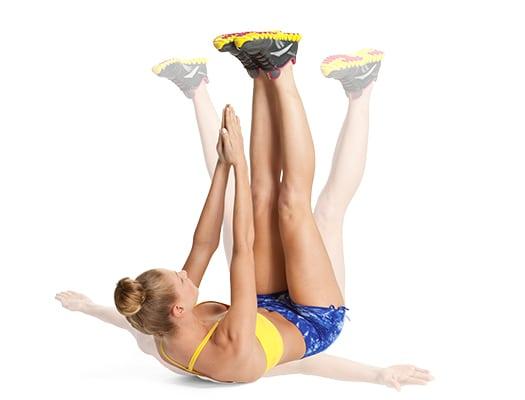 6 упражнений чтобы уменьшить талию и улучшить осанку