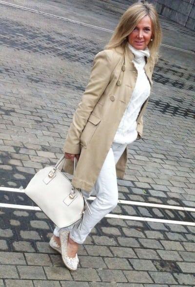 8 рекомендаций как выглядеть модно после 50