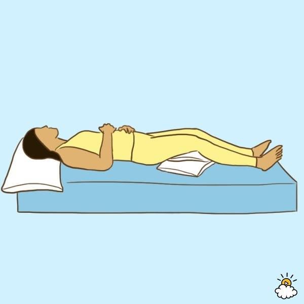 9 правильных поз для здорового сна. Спите на животе, чтобы понизить давление!